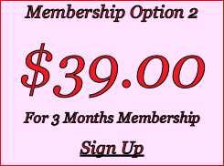 Membership Option 2 $39.00 For 3 Months Membership Sign Up