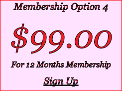 Membership Option 4 $99.00 For 12 Months Membership Sign Up